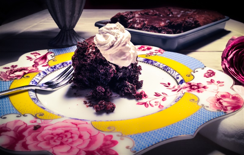 Rezept vegane Brownies