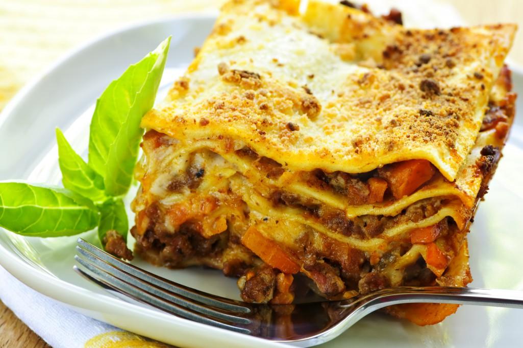Rezept vegane Lasagne al Forno