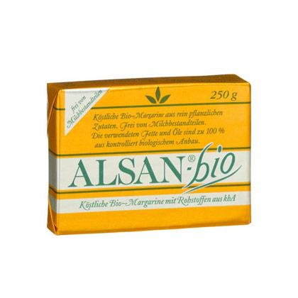 Alsan Margarine Bio 250g