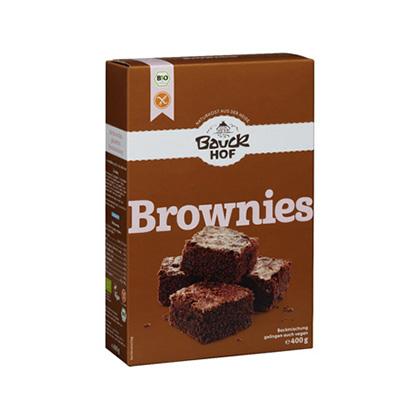 Bauckhof Brownies glutenfrei Bio 400g