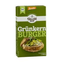 Bauckhof Grünkern Burger 160g