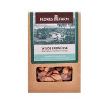Flores Erdnüsse Wildsammlung 100g