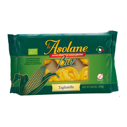 Le Asolane Teigwaren Mais Tagliatelle 250g