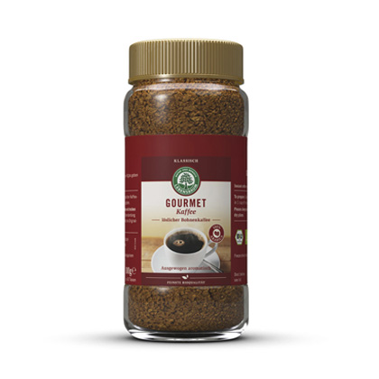 Lebensbaum Bio Kaffee Gourmet Instant 100g