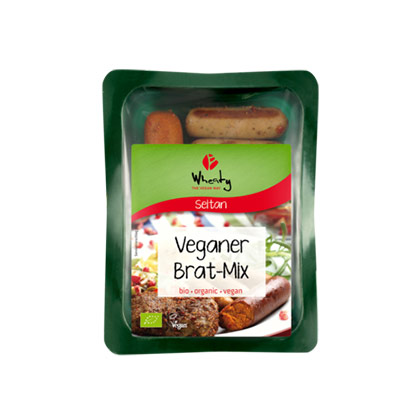 Topas Wheaty Vegan Grill-Mix 200 g