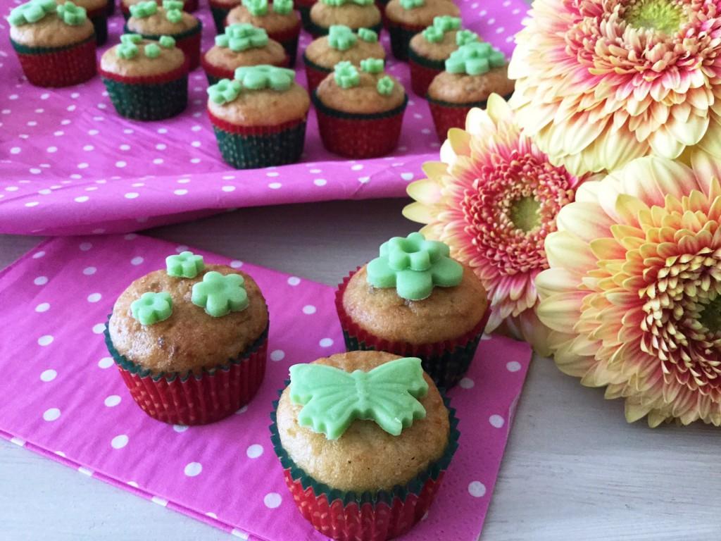 Rezept Mini Zucchini Cupcakes