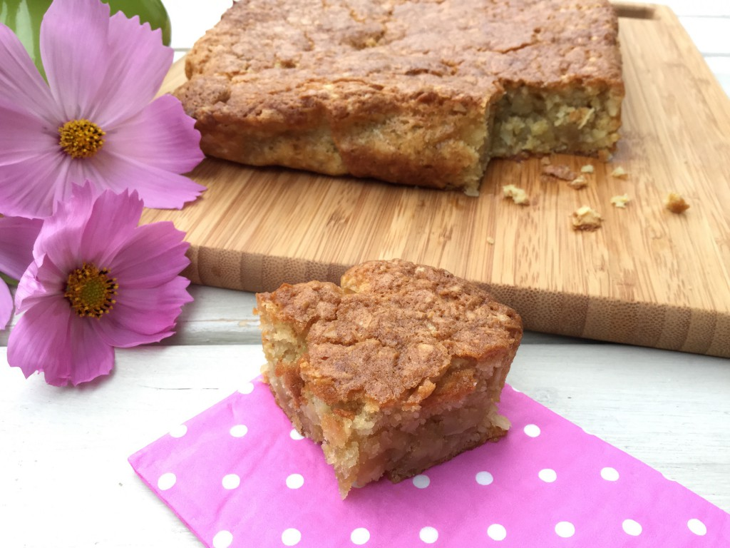 Rezept Mandel Blondies