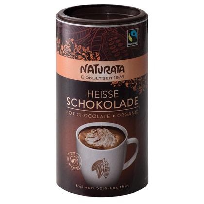 Naturata Heisse Schokolade 350g