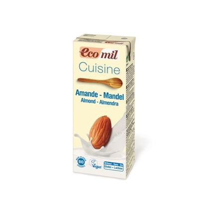 Ecomil Mandel Cuisine 200ml