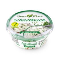 Green Heart Frischecreme Schnittlauch 150g