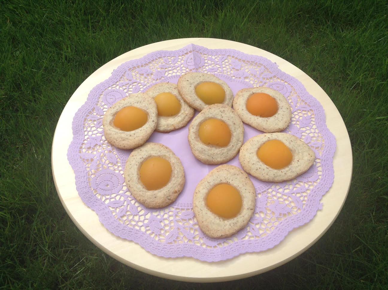 Rezept vegane Eier-Kekse
