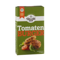 Bauckhof Tomaten Burger mit Basilikum 140g