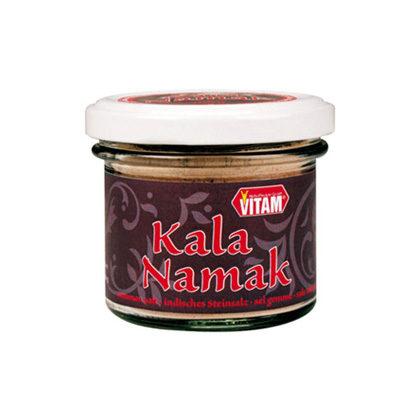 Vitam Kala Namak schwarzes Salz 100g