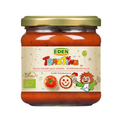 Eden Kinder-Tomatensauce TomaTina 375g