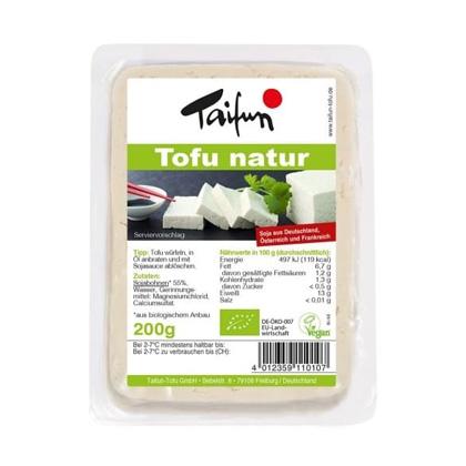 Taifun Tofu Natur 200g