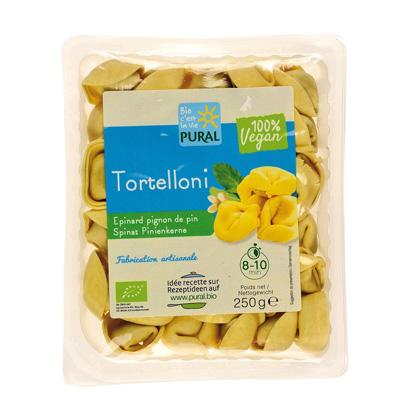 Pural Tortelloni Spinat Pinienkerne 250g