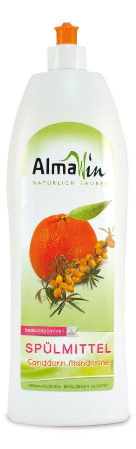 AlmaWin Spülmittel Wildrose Melisse 1l