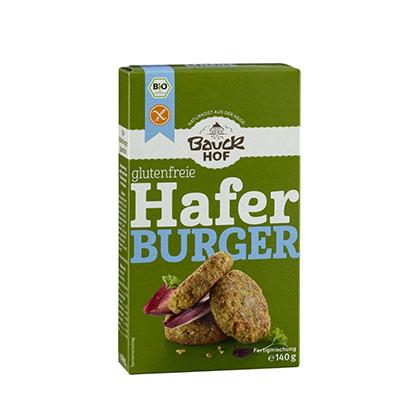Bauckhof glutenfreie Haferburger 140g