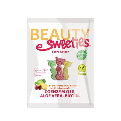 Beauty Sweeties Saure Katzen 125g