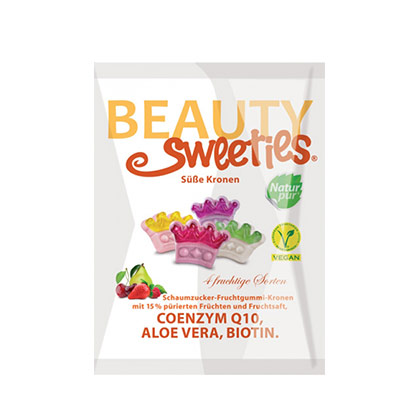 Beauty Sweeties Süsse Kronen 125g