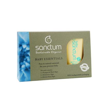 Sanctum Baby Essentials 3x30g