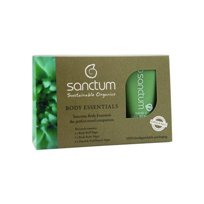 Sanctum Body Essentials Geschenkset 3x30g