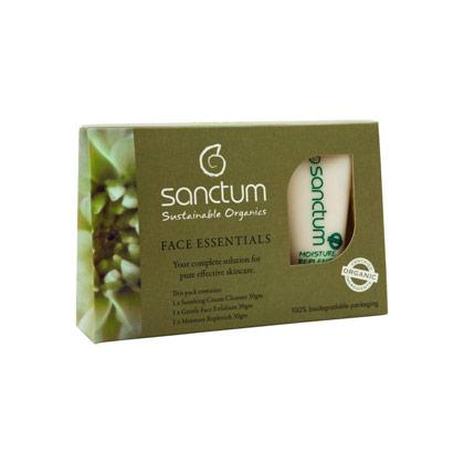 Sanctum Face Essentials Geschenkset 3x30g