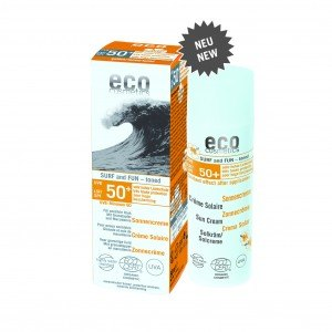 Eco Cosmetics Sonnencreme LSF50 Surf 50ml