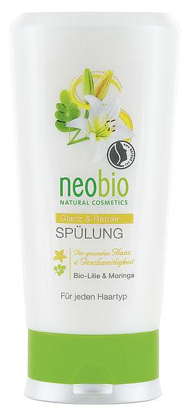Neobio Glanz & Repair Spülung 150ml
