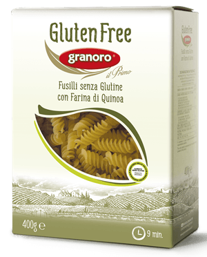 Granoro glutenfreie Fusilli 400g