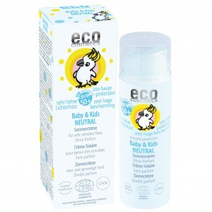 Eco Cosmetics Baby Sonnencreme LSF 50, 50ml