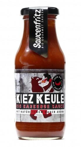 Saucenfritz Kiez BBQ Sauce 250ml