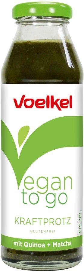Voelkel Vegan to go Kraftprotz 280ml