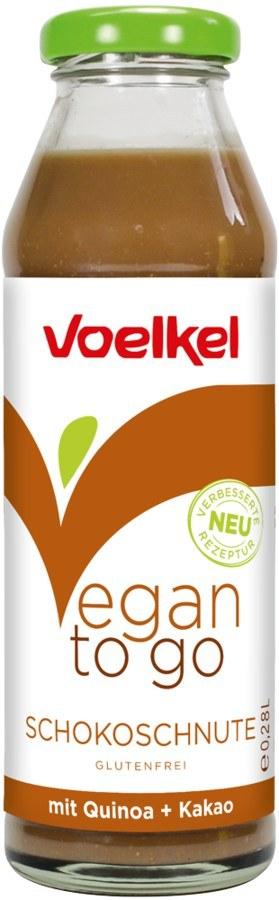 Voelkel Vegan to go Schokoschnute 280ml