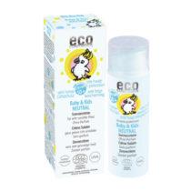Eco Cosmetics Baby Sonnencreme LSF 50, 50ml