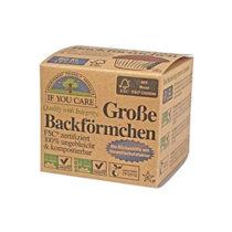If you Care Backförmchen gross 60 Stück