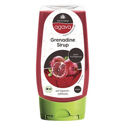 Agava Grenadine Sirup 250ml