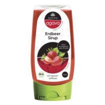 Agava Erdbeer Sirup 250ml