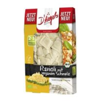 D'Angelo Bio Ravioli mit veganem Schmelz 250g