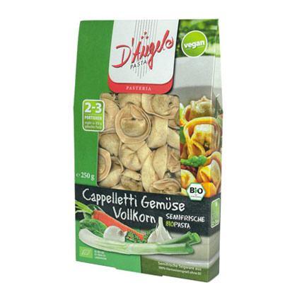 D'Angelo Vollkorn Cappelletti Gemüse 250g