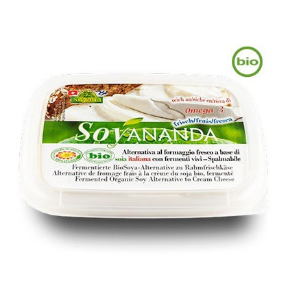 Soyananda Rahmfrischkäse Alternative 140g