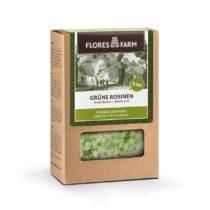 Flores Farm Grüne Rosinen 100g