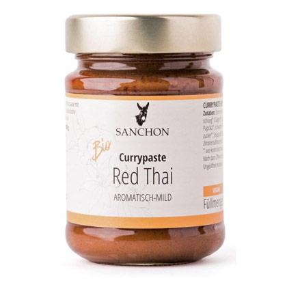 Sanchon Red Curry Paste 190g