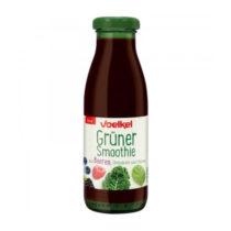 Voelkel Grüner Smoothie mit Beeren Grünkohl Spinat 250ml