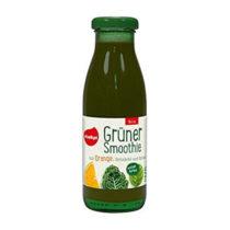 Voelkel Grüner Smoothie mit Orange Grünkohl Spinat 250ml