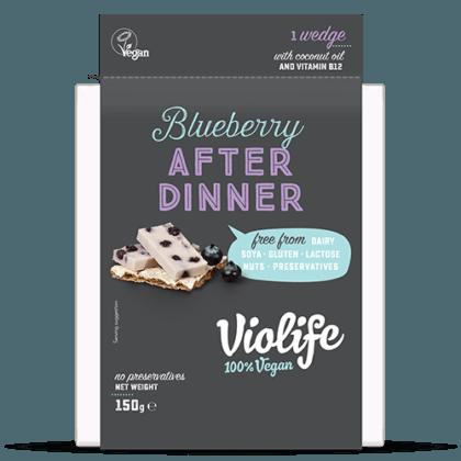 Violife After Dinner Blaubeere 150g