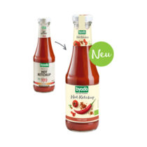 Byodo Hot Ketchup 500ml