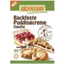 Biovegan Backfeste Puddingcreme Vanille 50g