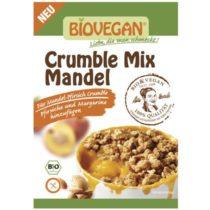 Biovegan Crumble Mix Mandel 124g