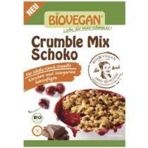 Biovegan Crumble Mix Schoko 135g